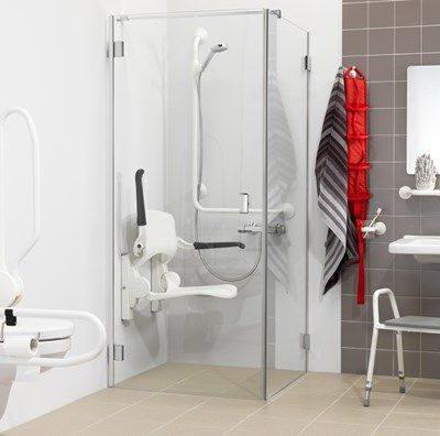 Bad, Douche & Toilet